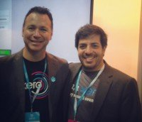 Trent and Muray at XeroCon