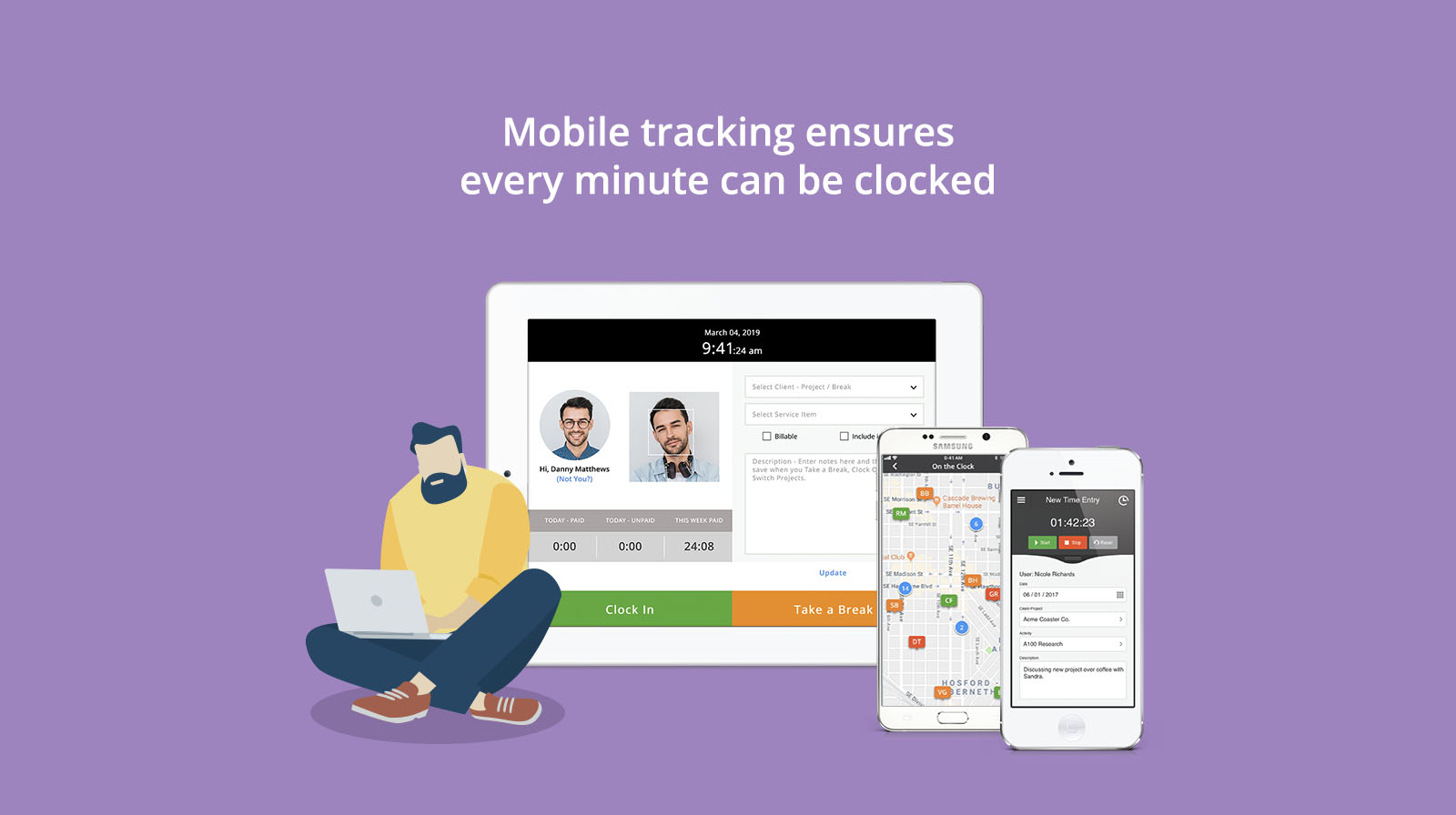 mobile tracking